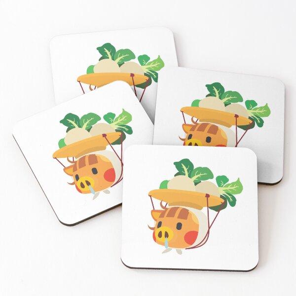 daisy mae head Coasters (Set of 4)