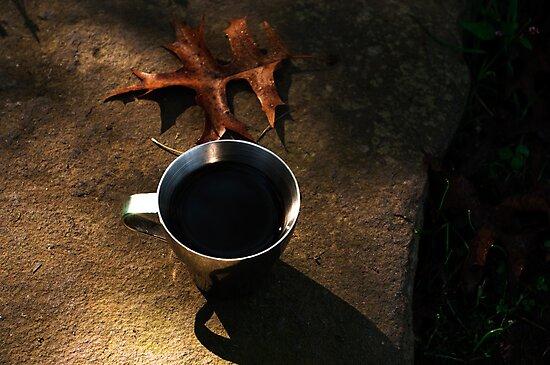 Autumn Coffee  by Gservo