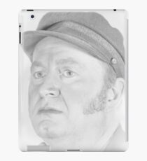 0066 Bill iPad Case/Skin