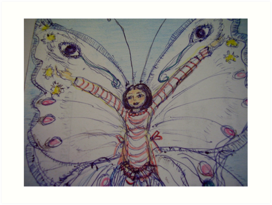 L:ili fairy by MardiGCalero