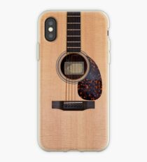 Strumming. Acoustic (iPhone & iPod case) iPhone Case