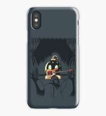 Irresponsible Performer iPhone Case/Skin