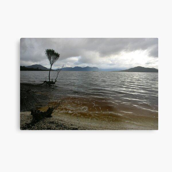 Lake Peddar Metal Print