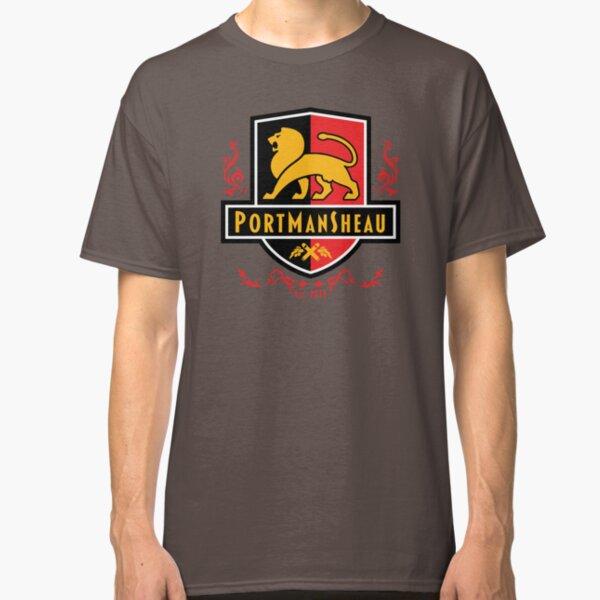 Portmansheau Shield Logo Classic T-Shirt