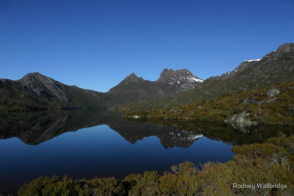 Cradle Mountain Tasmania by Rodney Wallbridge