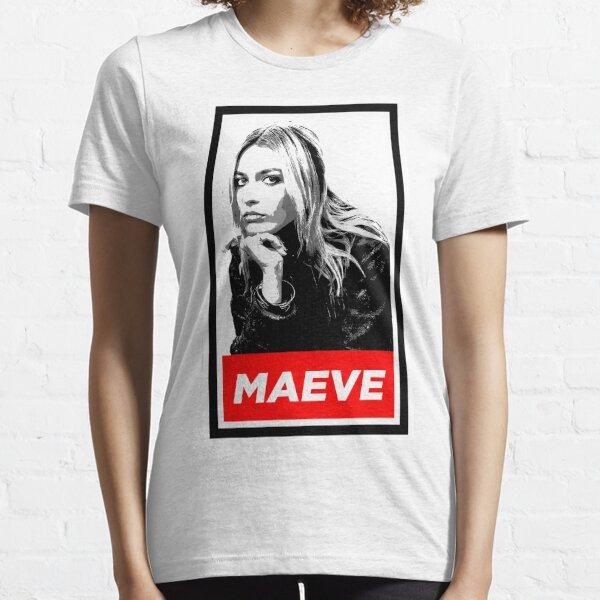 """""""Educación sexual Maeve"""" Camiseta esencial"""