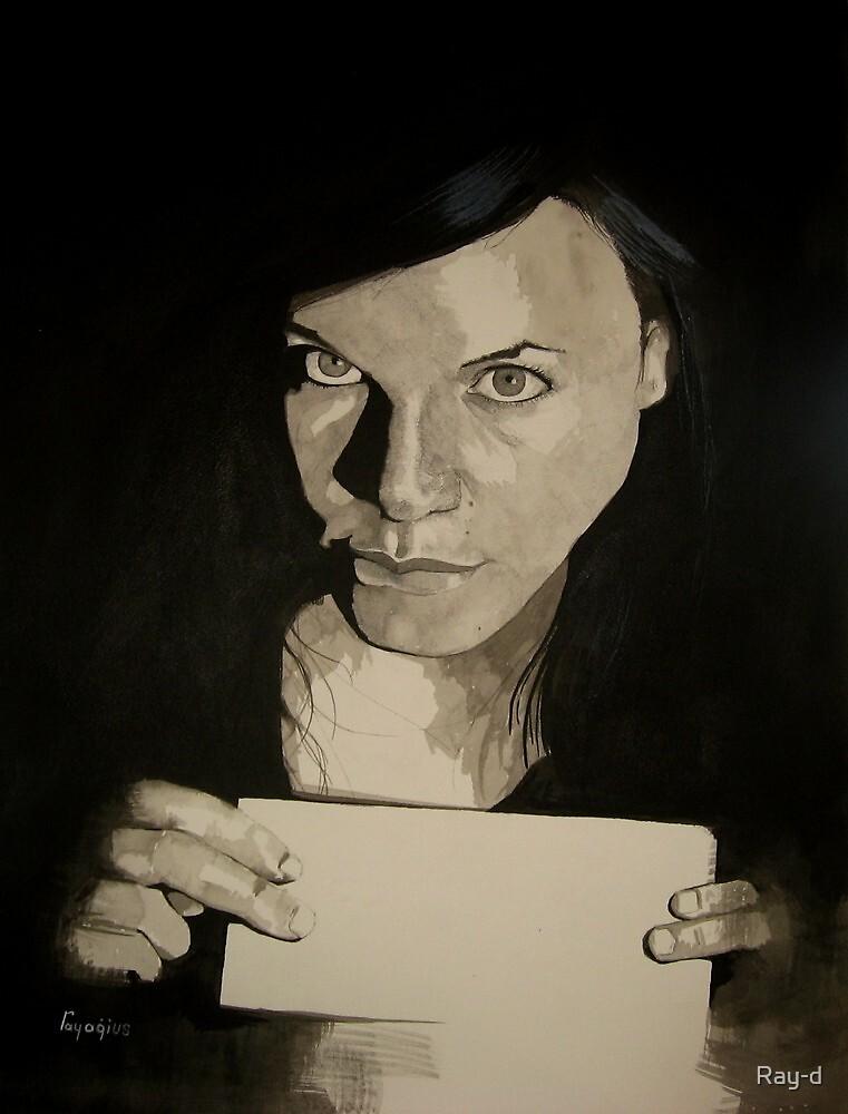 Simone Spiteri by Ray-d