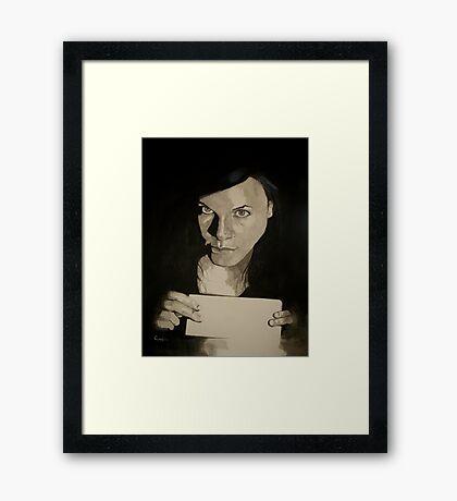 Simone Spiteri Framed Print