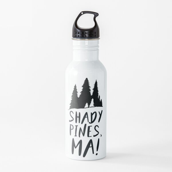 Shady Pines, Ma! Water Bottle