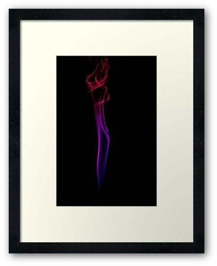 Smoke by Riaan Roux