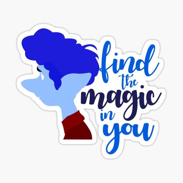 Onward Ian Lightfoot Find The Magic Sticker