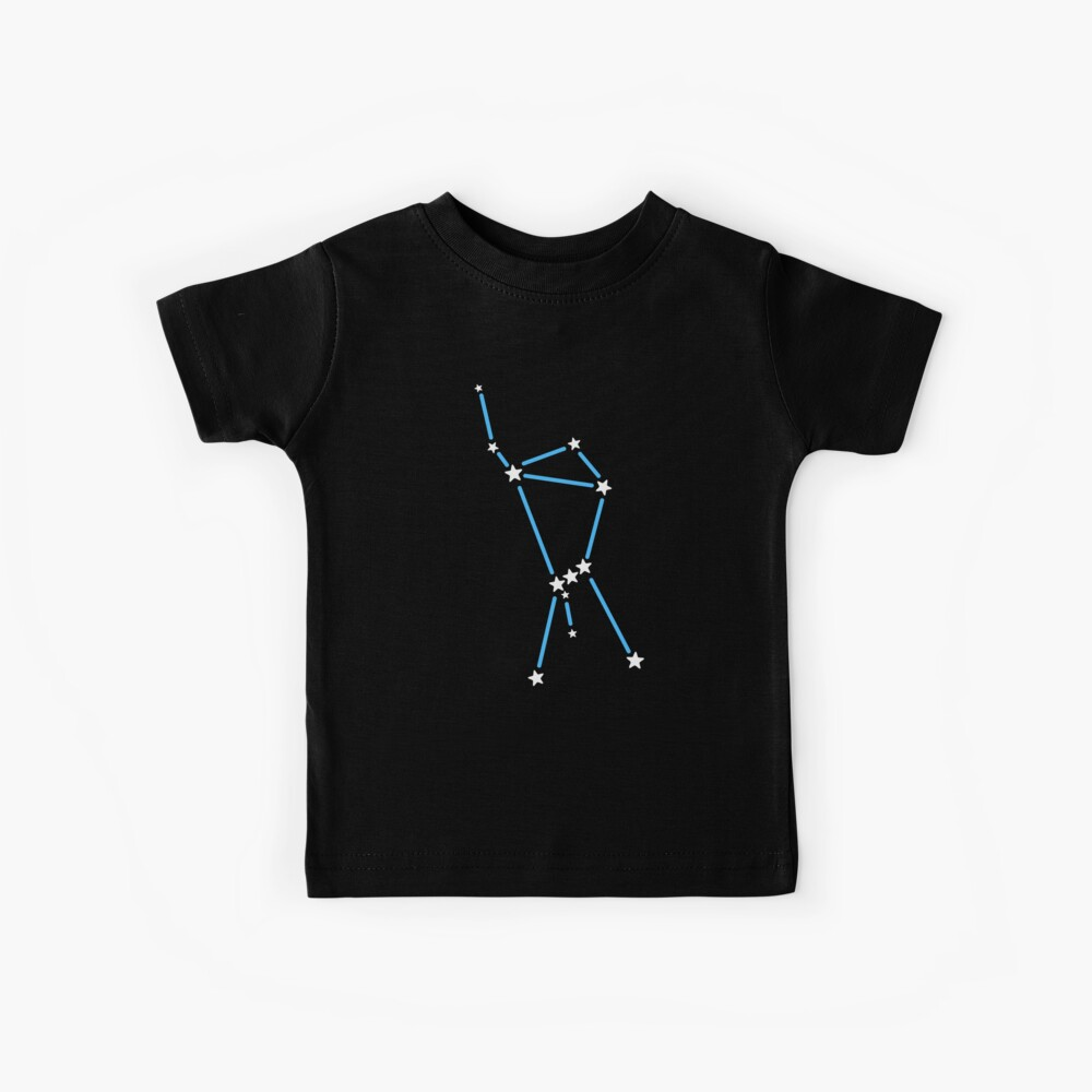 Orion-Konstellation Kinder T-Shirt