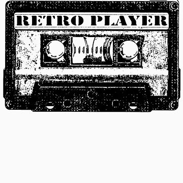 retro tape by kraftseins