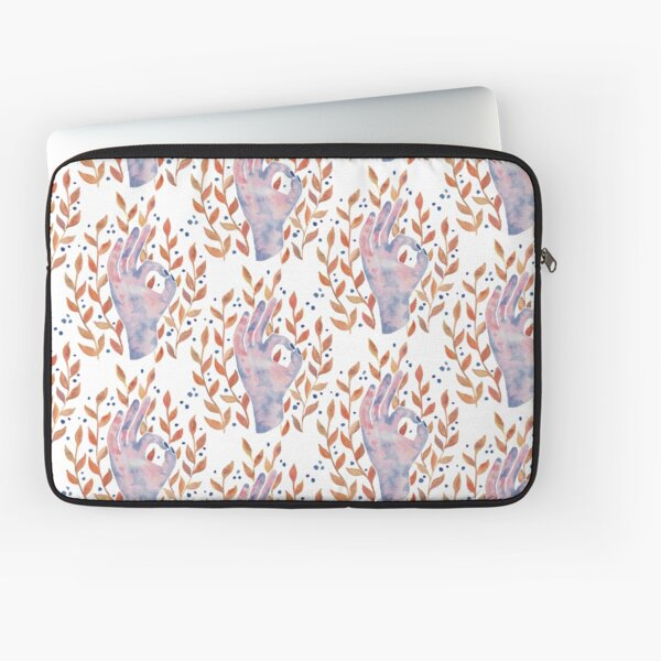 Everything is going to be ok - Copper Palette Laptop Sleeve