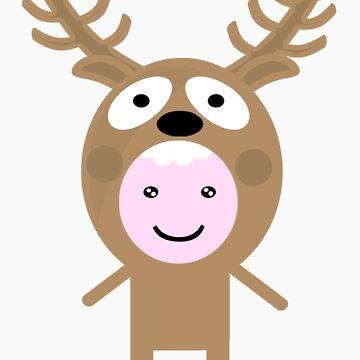 Dear Deer by kadiko
