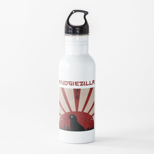 Parakeet Budgie Budgerigar design Water Bottle