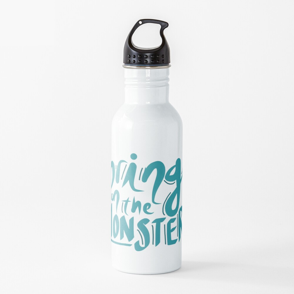 The Lightning Thief - Bring on the Monsters Water Bottle