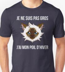 Je ne suis pas gros... (SLG Webshow) Unisex T-Shirt