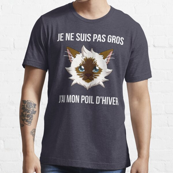 Je ne suis pas gros... (SLG Webshow) T-shirt essentiel