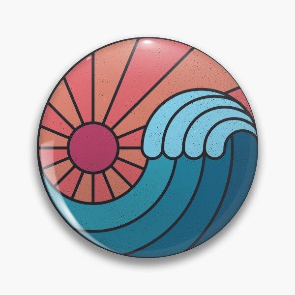 Sonne & Meer Button
