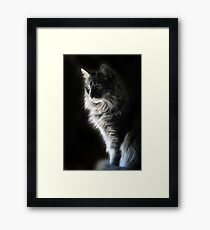 My Beautiful Girl Framed Print