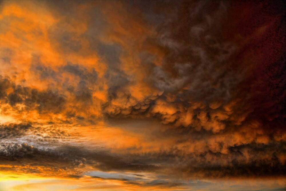 Cloud 20091221-1142 by Carolyn  Fletcher