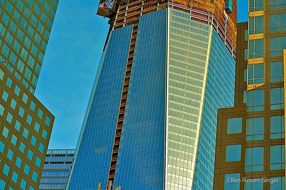 Re-Building Lower Manhattan by Ellen Rosen Singer