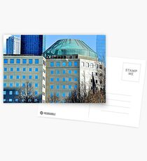 Postales View of Lower Manhattan