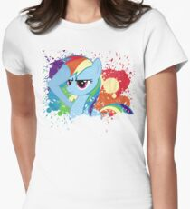 Salute to Rainbow Dash T-Shirt