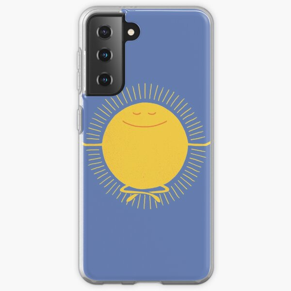 Sun Worshipper Samsung Galaxy Soft Case
