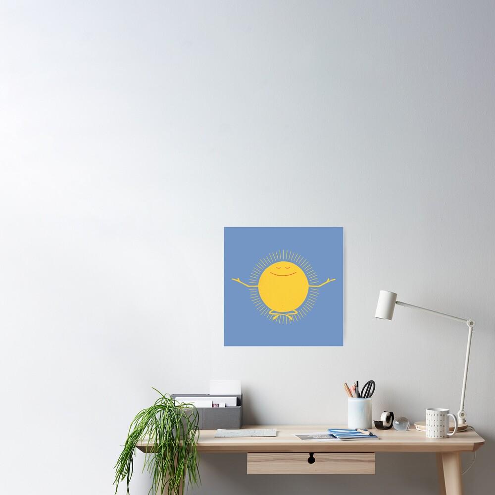 Sun Worshipper Poster