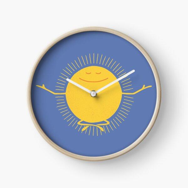 Sun Worshipper Clock