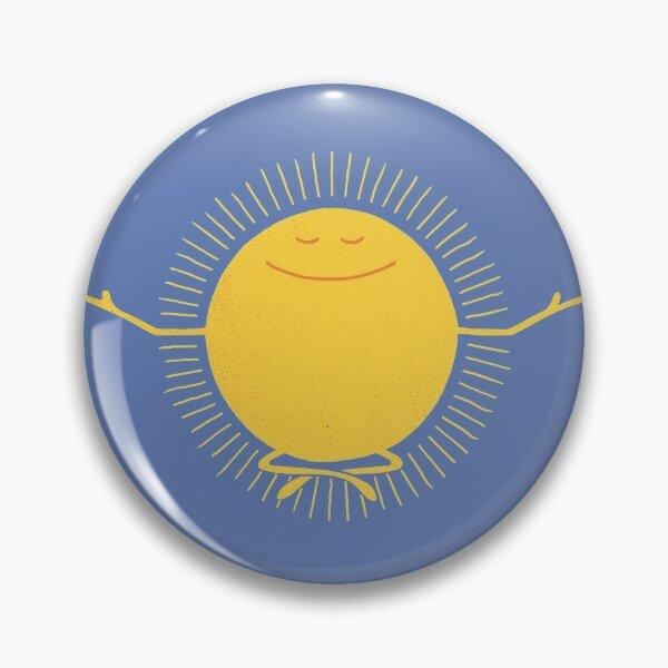 Sun Worshipper Pin