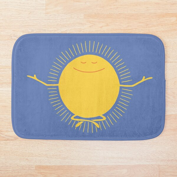 Sun Worshipper Bath Mat
