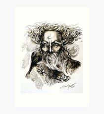 """Thor"" Art Print"