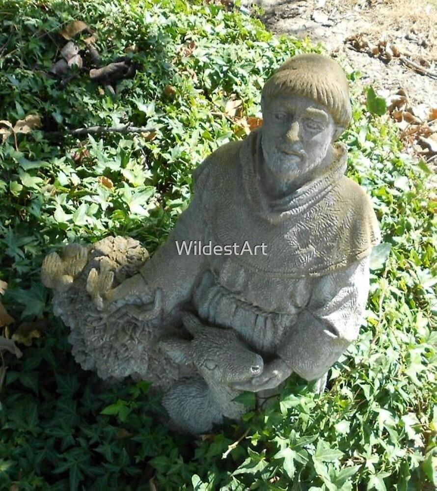 Friar by WildestArt