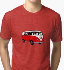 Volkswagen T2 Tri-blend T-Shirt