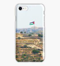 Palestinian Flag, Bethlehem iPhone Case/Skin