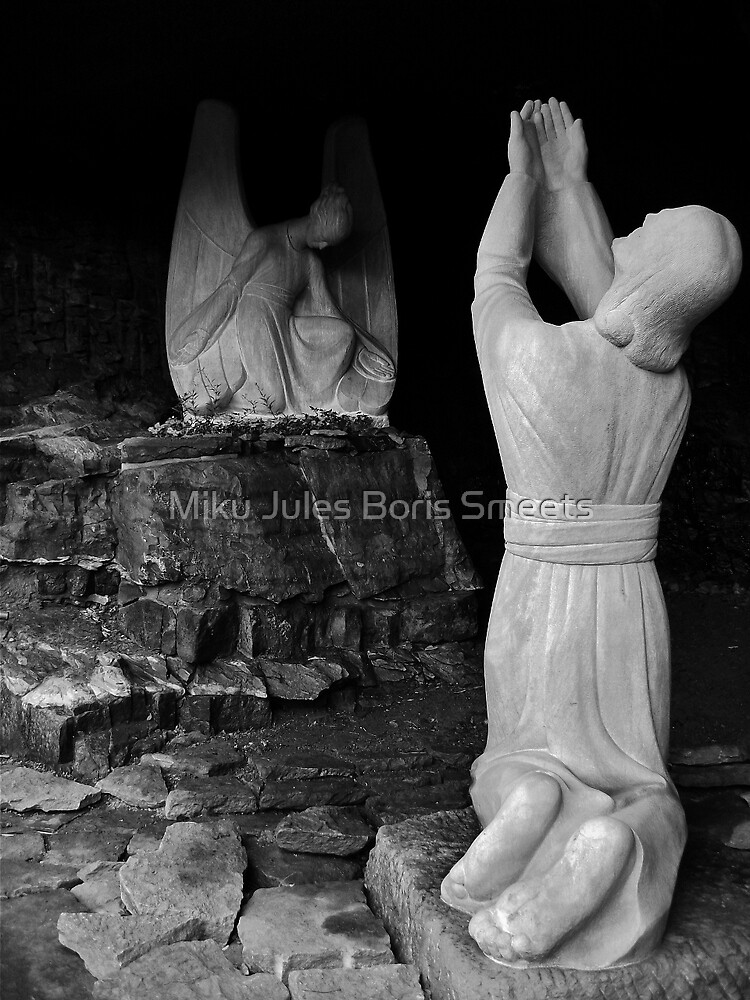 The Beggar And The Angel by Miku Jules Boris Smeets