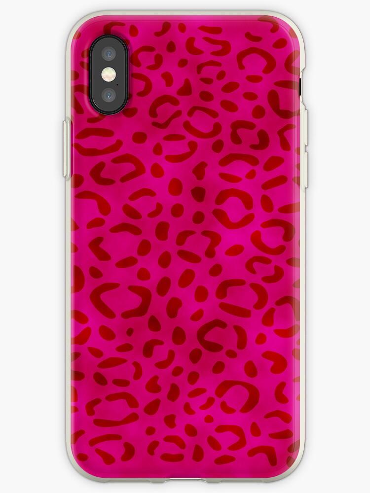 Pink Leopard Print by Rewards4life
