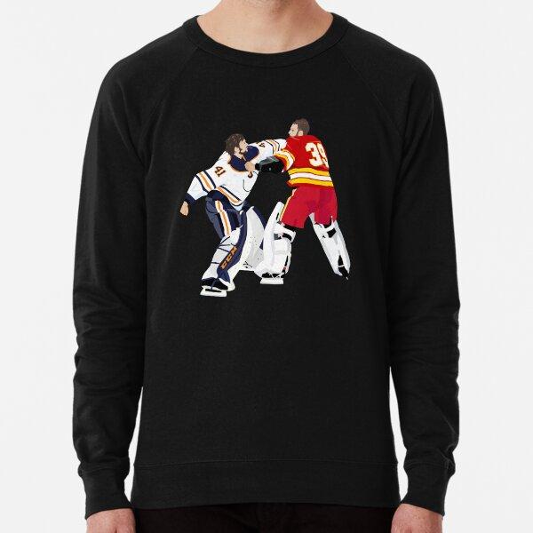 Hockey - Goalie Fight! Lightweight Sweatshirt