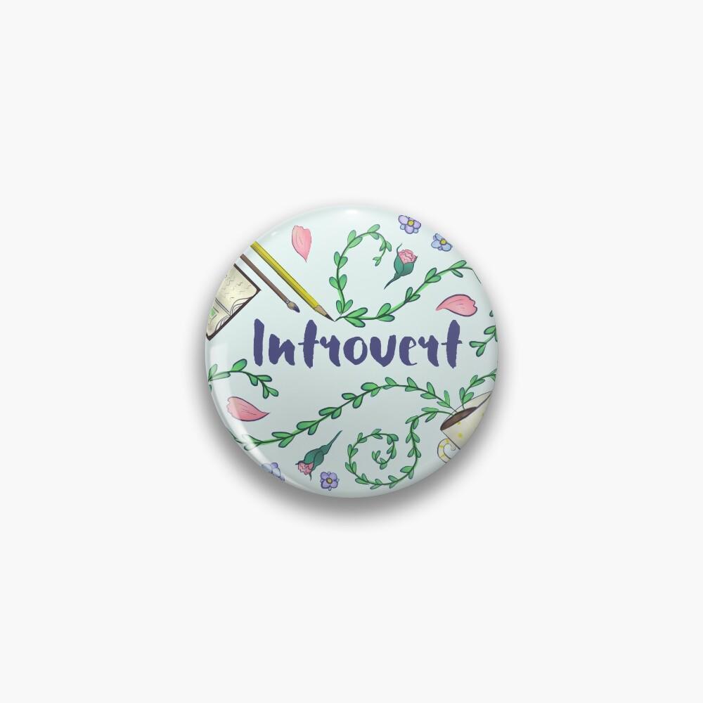 Introvert Pin