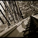 tracks low by apsjphotography
