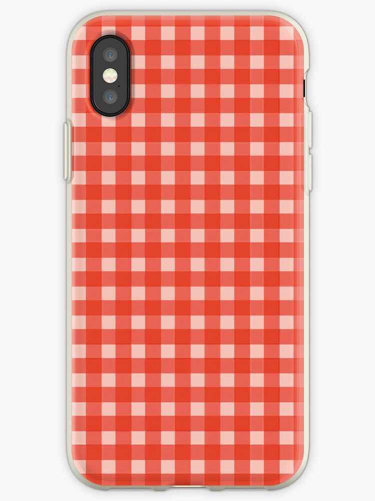 Red Checkerboard by Nick Martin