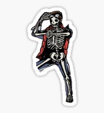 Marty Mcfly BTTF zombiecraig. Sticker