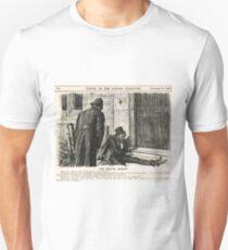 Festive Season Drunk Punch Cartoon 1888 Unisex T-Shirt