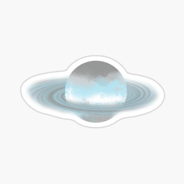 Demiboy Planet Sticker