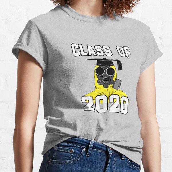 Promotion 2020: obtention du diplôme de quarantaine T-shirt classique