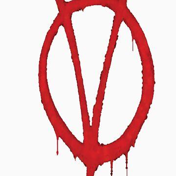 V For Vendetta by thelastfreenoob