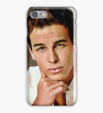 Mario Casas iPhone Case/Skin